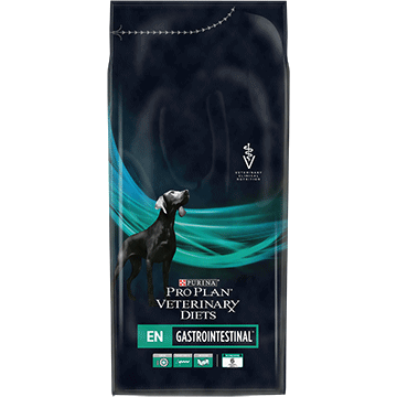 PURINA® PRO PLAN® VETERINARY DIETS za pse EN Gastrointestinal
