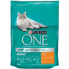PURINA ONE® ADULT sa ukusom piletine 200g
