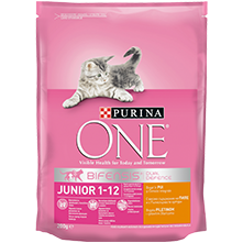 PURINA ONE® JUNIOR sa ukusom piletine 200g