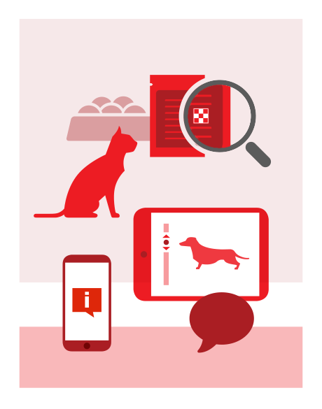 Deliver accessible product information and pet care advice