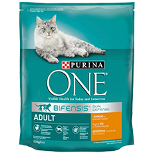 PURINA ONE® ADULT sa ukusom piletine 800g