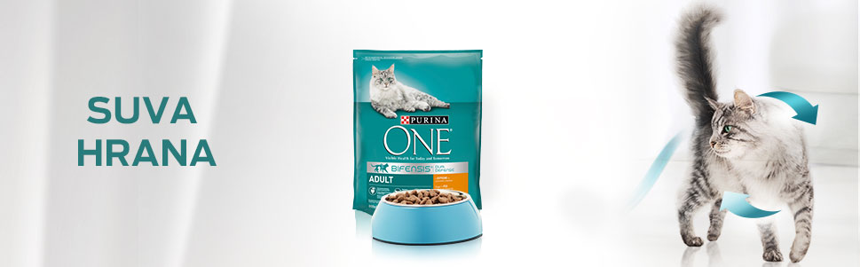 Suva hrana Purina ONE CAT